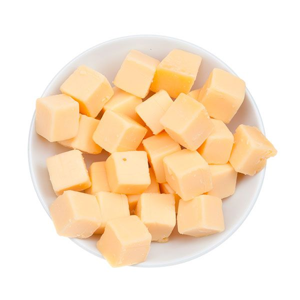 Cheese dices